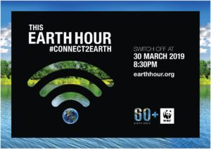 Earth Hour 2019.